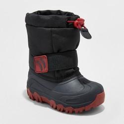Toddler Boys' Jacob Winter Boots - Cat & Jack™ Black