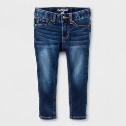 Toddler Girls' Skinny Jeans - Cat & Jack™ Dark Blue