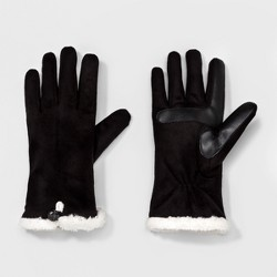 Isotoner® Women's smarTouch Microsuede Gloves