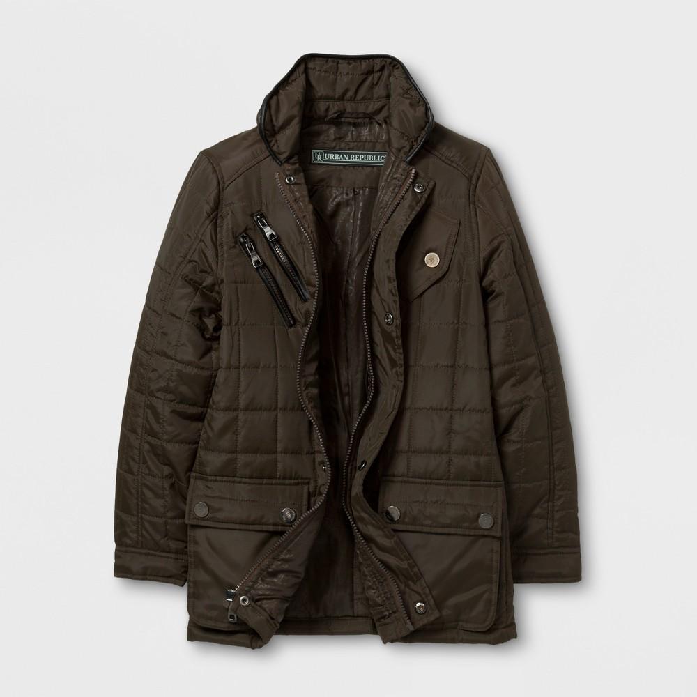 Explorer by Urban Republic Barn Jacket - Olive 18/20, Boys, Green