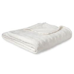 Embossed Plush Blanket - Room Essentials™