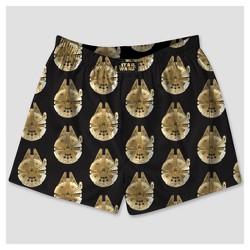 Men's Star Wars® Foil Boxer Shorts
