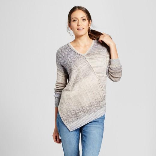 Women's Asymmetrical Tunic Sweater - Knox Rose™ : Target