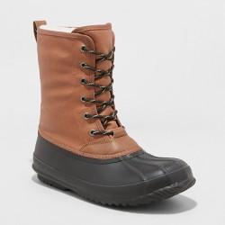 Men's Martin Tan Winter Boot