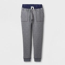 Boys' Fleece Jogger Pants - Cat & Jack™ Gray