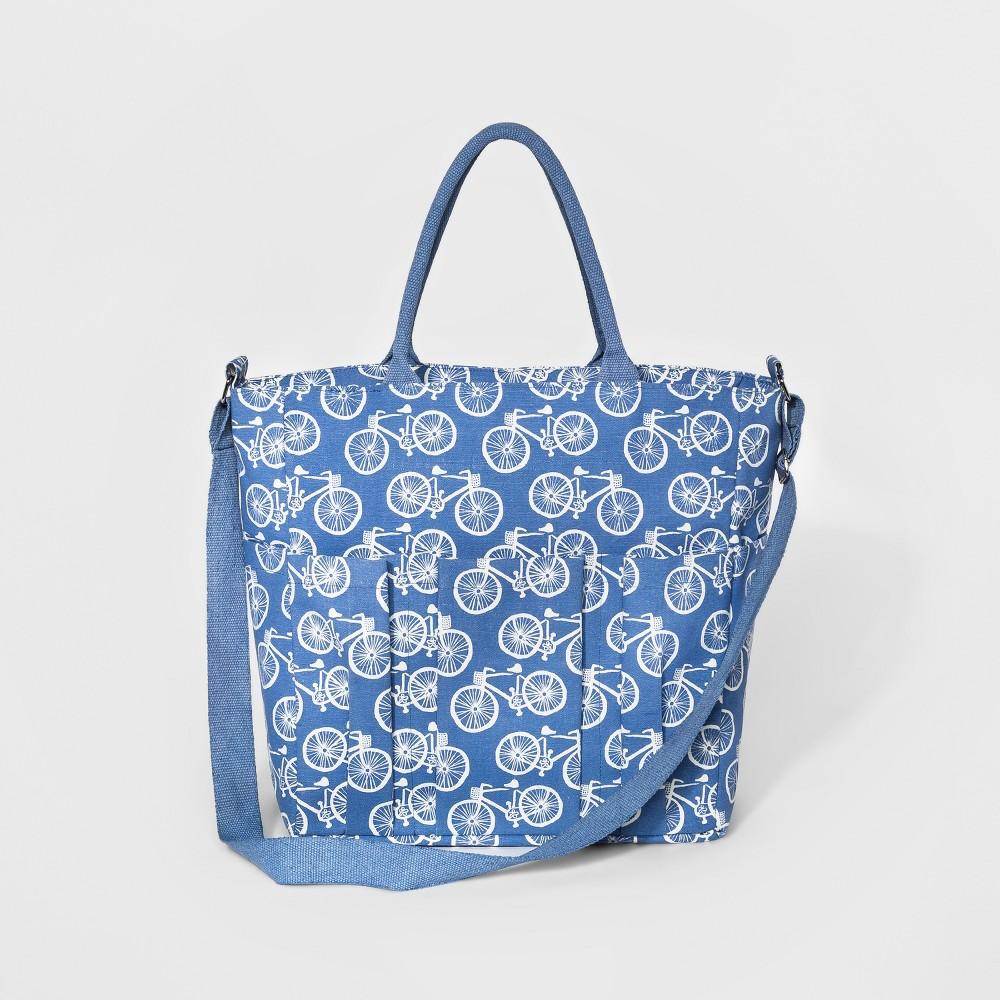 rockflowerpaper Weekender Bag - Beach Cruiser Blue, Beach Blue