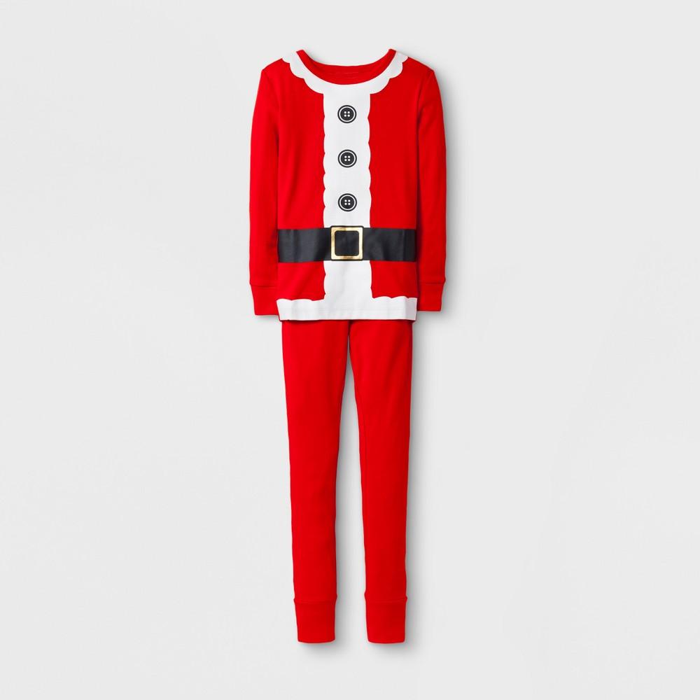 Kids Pajama Set - Wonder Shop Red 12, Kids Unisex, Orange