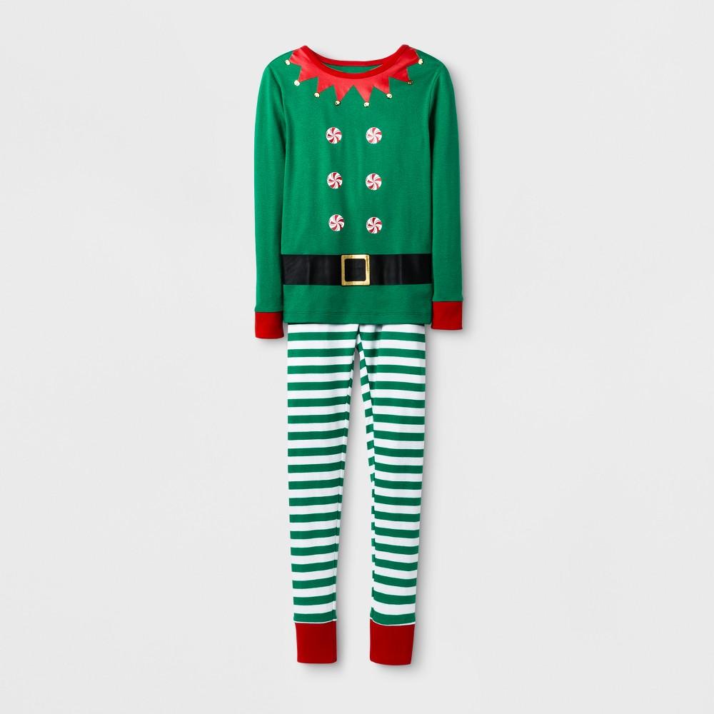 Kids Growing Pajama Set - Wonder Shop Green 6, Kids Unisex