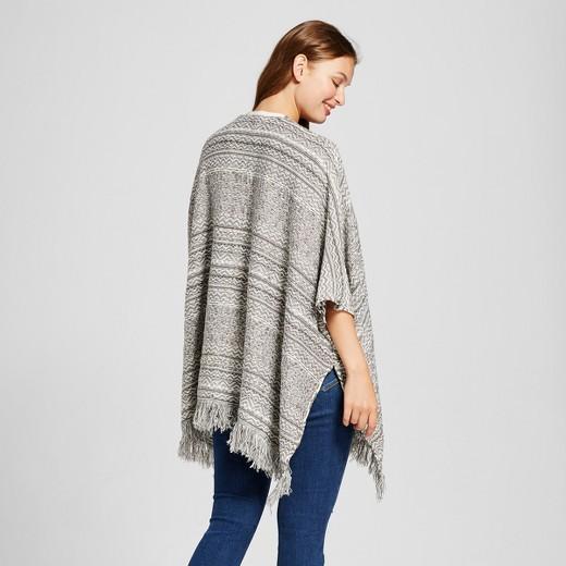 Women's Lurex Stripe Waterfall Cardigan - Knox Rose™ : Target