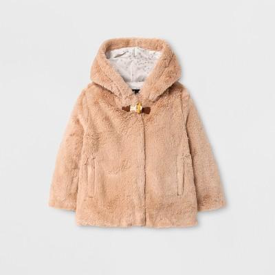 Stevies Baby Girls' Fleece Jacket - Harvest Blush 18 Months