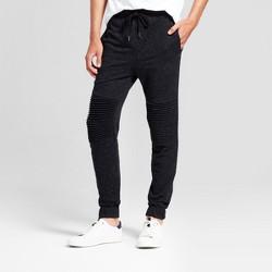 Men's Knit Moto Jogger - Jackson™ Black Speckle