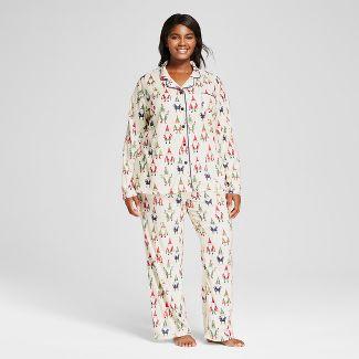 plus size christmas pajamas : Target