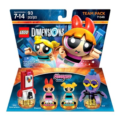 LEGO® Dimensions Powerpuff Girls Team Pack