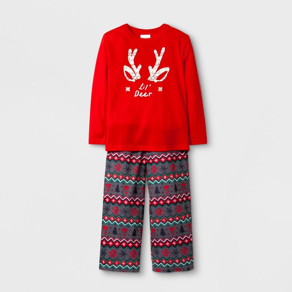 Kids Pajama Set - Wonder Shop Red 4, Kids Unisex, Orange