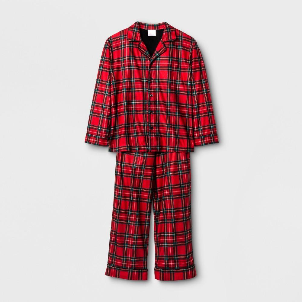 Kids Pajama Set - Wonder Shop Red 8, Kids Unisex, Orange