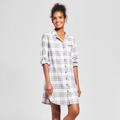 Women's Nightgowns - Xhilaration™ Mesa Gray XL