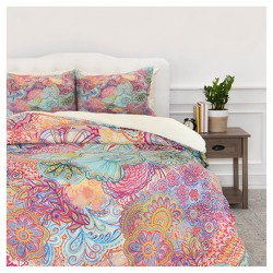 Stephanie Corfee Flourish Allover Duvet Cover Set - Deny Designs®