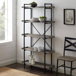 "Urban Pipe Bookshelf 68"" - Saracina Home®"