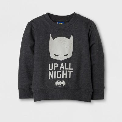 Sweatshirts Batman Gray 2T
