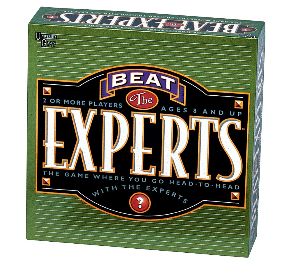 University Games Beat the Experts