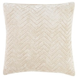 """Off-White Moroccan Cosmic Down Fill Throw Pillow (22""""x22"""") - Jaipur Living"""