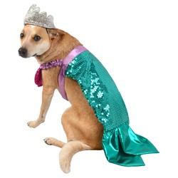Mermaid Dog Costume Set - Hyde & Eek Boutique™
