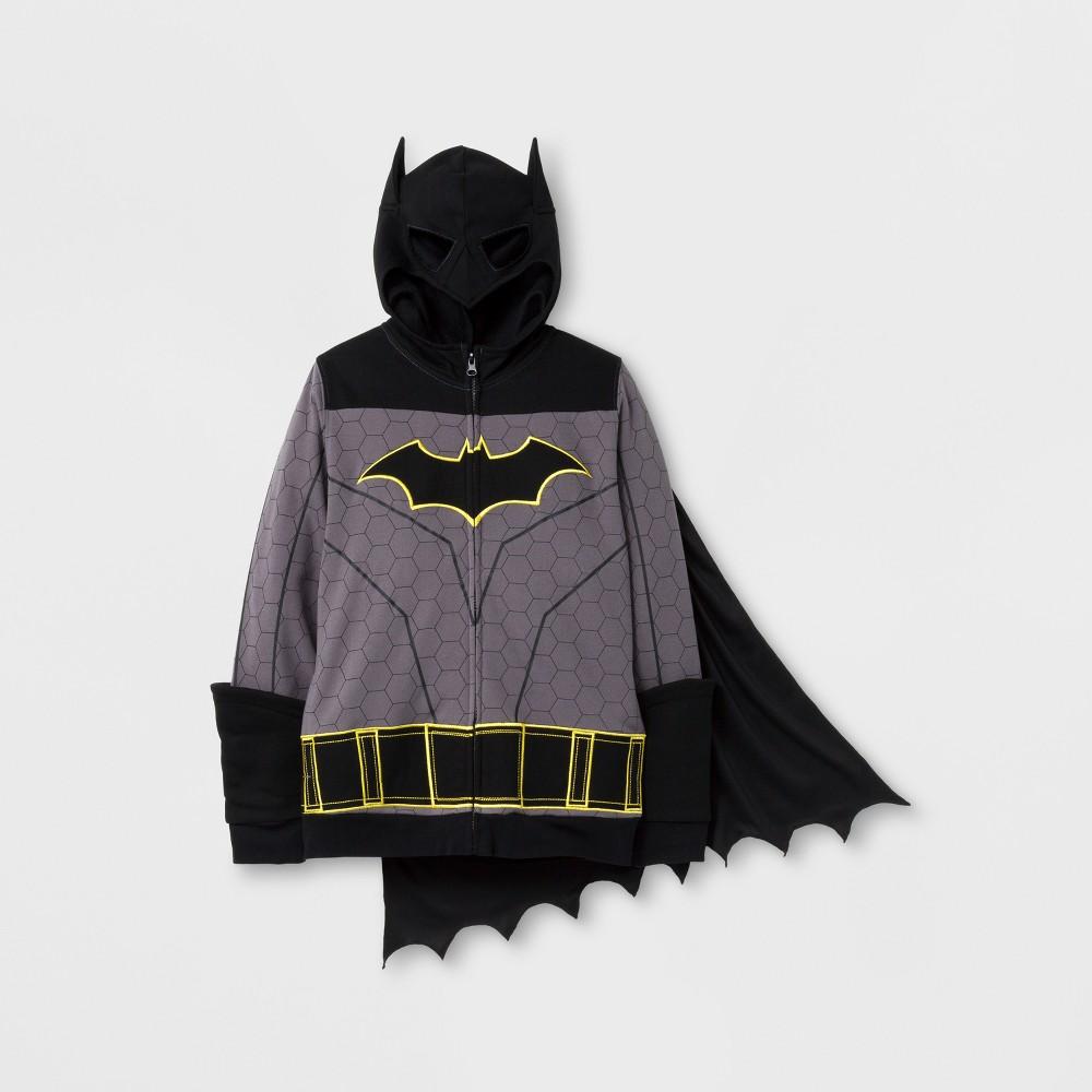 Boys Batman Sweatshirt - Dark Gray S