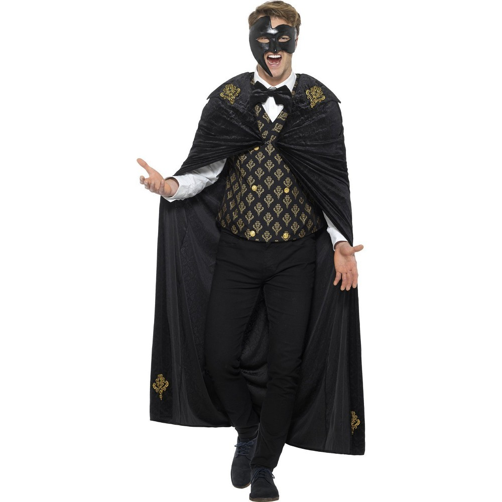 Costume Full Body Apparel Smiffys, Mens, Size: XL, Multicolored