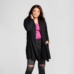 Women's Plus Size Cozy Open Layering - Ava & Viv™