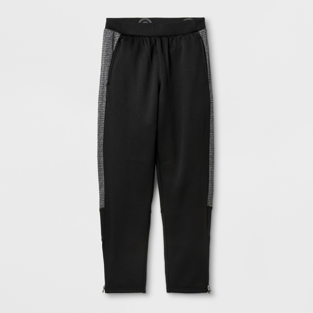 Boys' Cozy Tech Fleece Jogger Pants - C9 Champion Black M