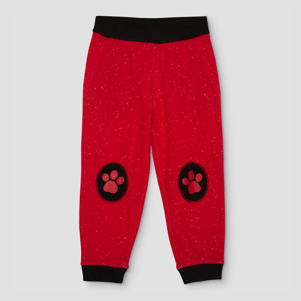 Jogger Pants Paw Patrol Paw Patrol Red 12 Months, Toddler Boys, Size: 12 M
