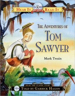 Adventures of Tom Sawyer (Hardcover) (Mark Twain)