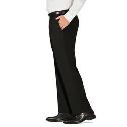 Haggar H26 Men's Tailored Fit Premium Stretch Suit Pants