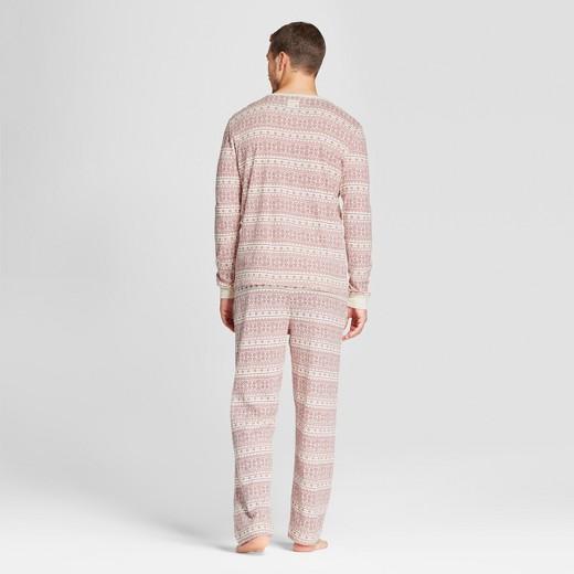 Burt's Bees Baby™ Men's Organic Cotton fair Isle Pajama Set Ivory ...