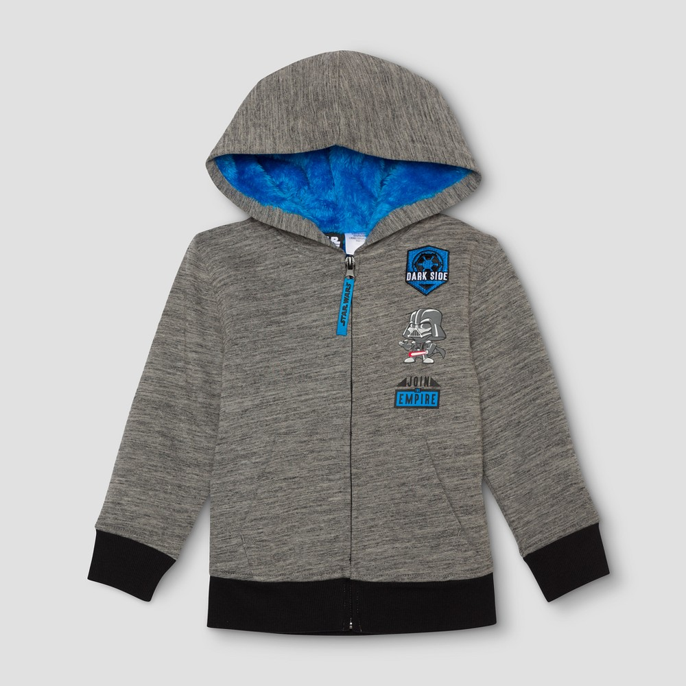Outerwear Coats And Jackets Star Wars 2T Gray Space, Infant Boys
