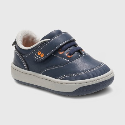 Baby Boys' Surprize by Stride Rite Arthur Sneakers - Navy 5