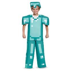 Minecraft® Armor Prestige Kids' Costume
