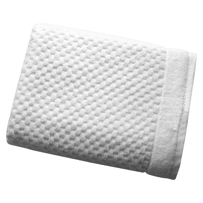 Ultra Soft Solid Accent Bath Towel Fresh White - Threshold™