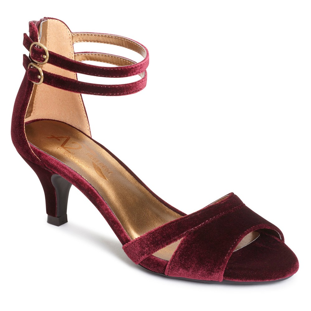 Womens A2 by Aerosoles Vineyard Pumps - Wine (Red) 5.5