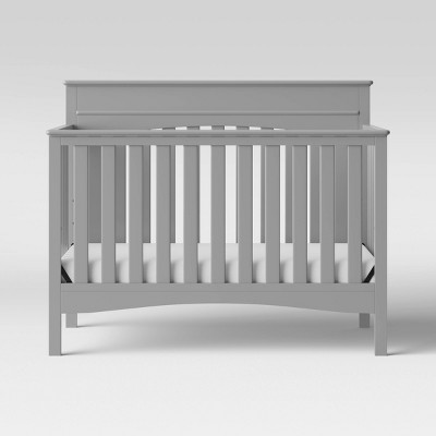 Delta Children Skylar 4-in-1 Convertible Crib - Gray