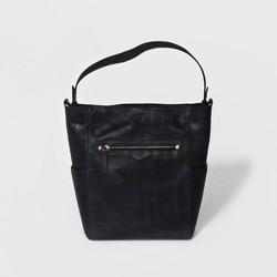 Women's Bolo Arcata Distressed Hobo Handbag