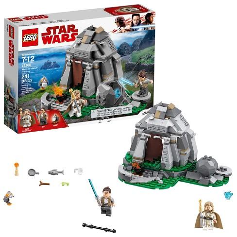 LEGO Star Wars™ Ahch-To Island™ Training 75200 : Target