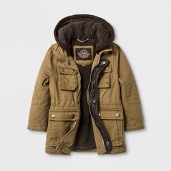 Explorer by Urban Republic® Toddler Boys' Wash Twill Jacket - Brown