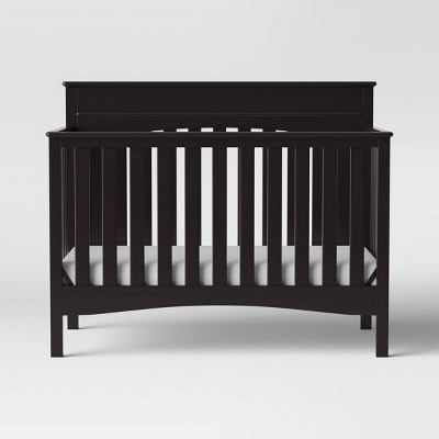 Delta Children Skylar 4-in-1 Convertible Crib - Dark Chocolate
