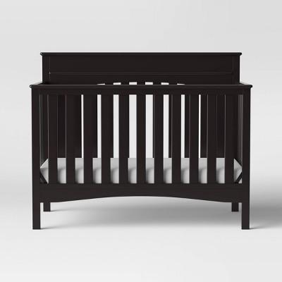 Delta Children Skylar 4-in-1 Convertible Crib - Dark Chocolate