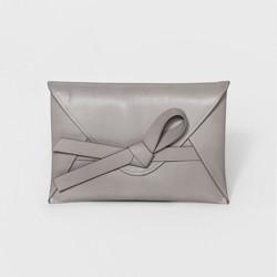 Estee & Lilly Women's Bow Flap Clutch Handbag