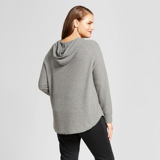 women's plus size malibu graphic hoodie sweatshirt - grayson