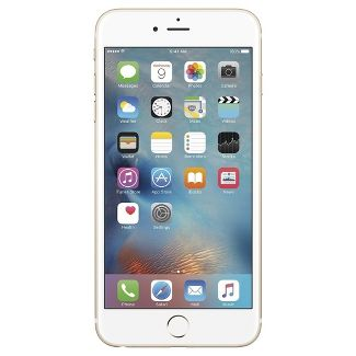 Apple iPhone 6s Plus Pre-Owned (GSM Unlocked) 16GB Smartphone - Gold