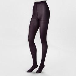 Women's Plus 50D Opaque Control Top Tights - A New Day™ Purple Bergamot