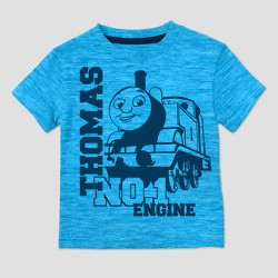 Toddler Boys' Thomas & Friends Short Sleeve T-Shirt - Turquoise
